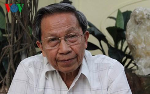 Thiếu tướng Lê Văn Cương - Nguyên Viện trưởng Viện Nghiên cứu chiến lược, Bộ Công an.