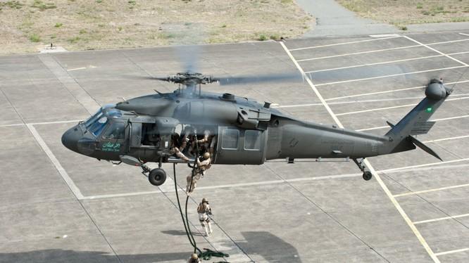 Trực thăng Black Hawk của Thổ Nhĩ Kỳ