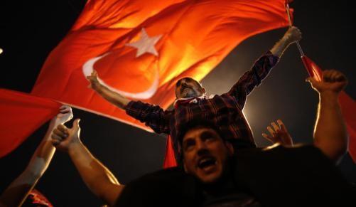 Thổ Nhĩ Kỳ tuyên bố có những tài liệu chi tiết về âm mưu đảo chính.