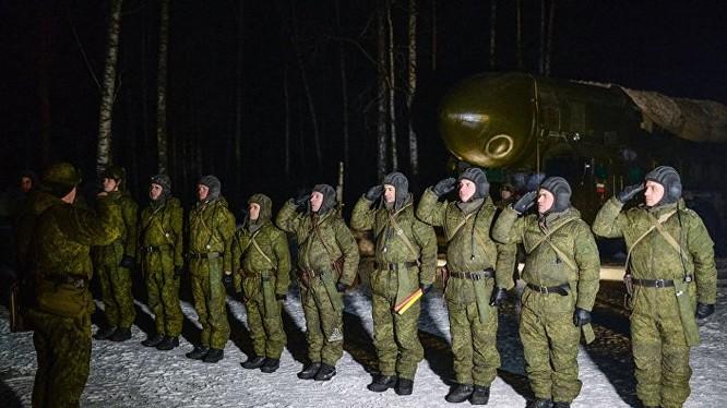 Quân đội Nga.