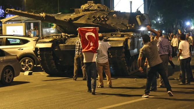 Tình báo Thổ Nhĩ Kỳ đã biết trước về âm mưu chuẩn bị đảo chính.