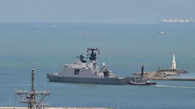 Đài Loan bất ngờ rút tàu tuần phòng Địch Hóa khỏi Biển Đông.