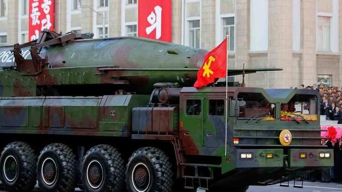 Bắc Triều Tiên tuyên bố thử tên lửa để mô phỏng tấn công Hàn Quốc (ảnh minh họa).