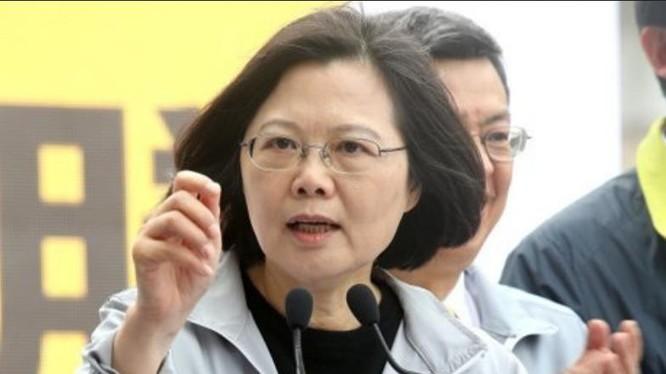 Tổng thống Đài Loan, bà Thái Anh Văn.