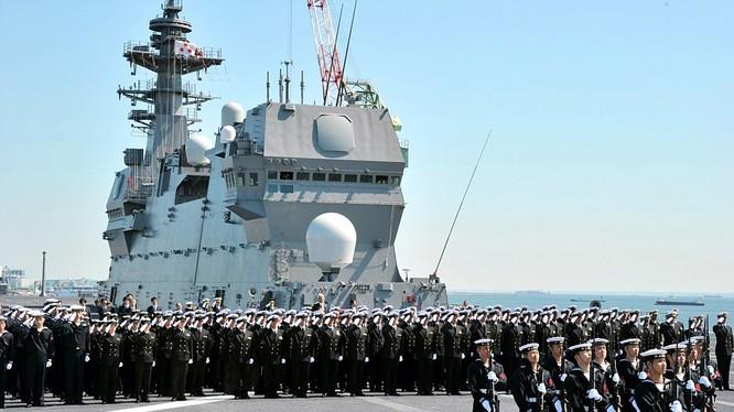 Hải quân Nhật Bản.