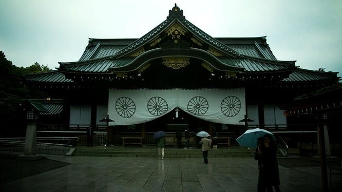 Ngôi đền Yasukuni.