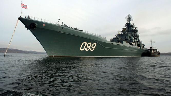 Tuần dương hạm hạng nặng thuộc Dự án 1144.