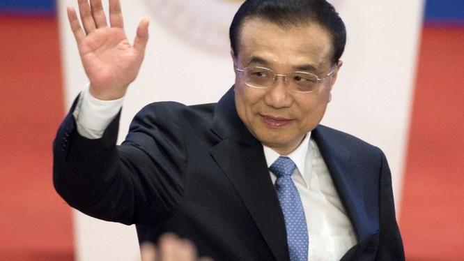 Thủ tướng Trung Quốc Lý Khắc Cường.
