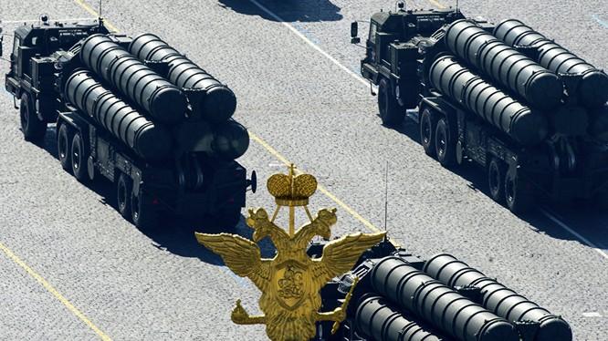 Nga sẽ triển khai tên lửa S-400 tại Crimea