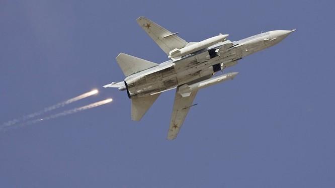 Thổ Nhĩ Kỳ sẵn sàng bồi thường chiếc Su-24 của Nga