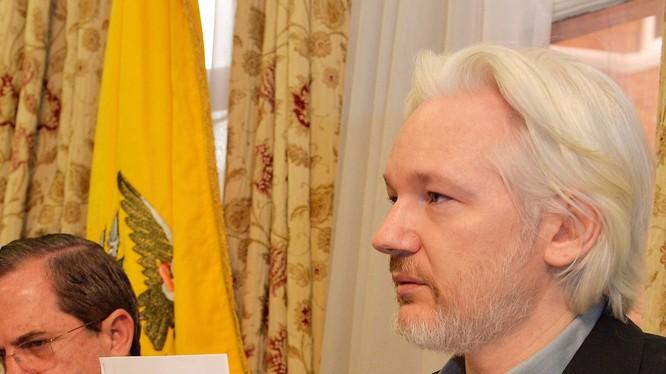 Ông chủ của WikiLeaks.