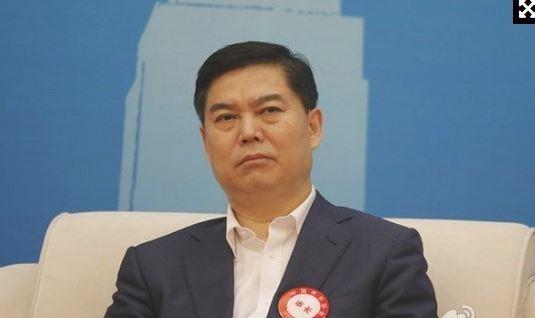 Nguyên Thị trưởng thành phố Tế Nam Dương Lỗ Dự.