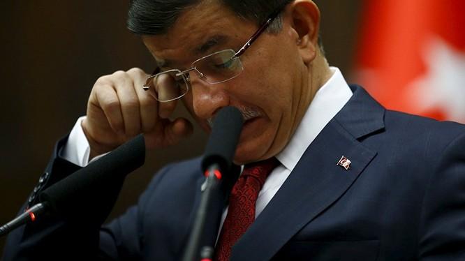 Cựu Thủ tướng Thổ Nhĩ Kỳ Davutoglu thừa nhận ra lệnh bắn máy bay Nga