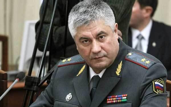 Ông Vladimir Kolokoltsev.