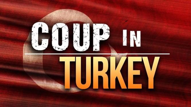 Thổ Nhĩ Kỳ cáo buộc tình báo Mỹ can dự vào âm mưu đảo chính.