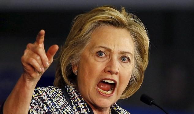Bà Hillary Clinton (ảnh Reuters).