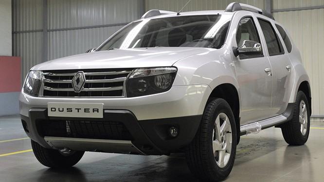 Việt Nam đón lô xe Renault sản xuất ở Nga