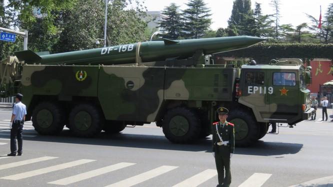 Tiết lộ chi tiết kỹ thuật trong tên lửa hành trình mới của Trung Quốc.