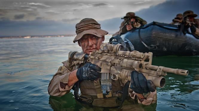 Lực lượng SEAL của Hải quân Mỹ (ảnh minh họa)