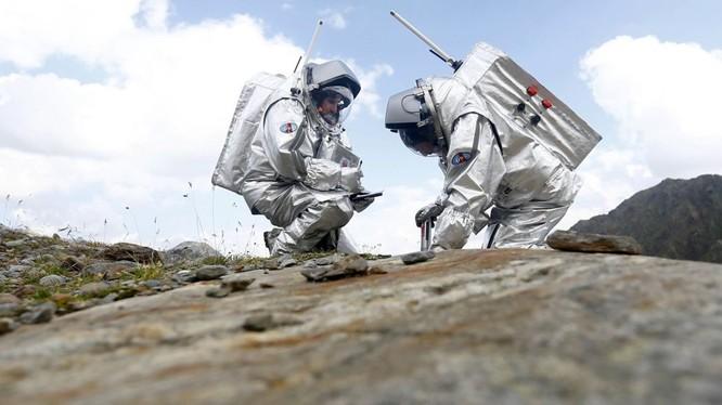 Hoàn thành thí nghiệm mô phỏng chuyến thám hiểm sao Hỏa.