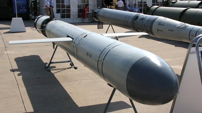 Ấn Độ lên kế hoạch mua tên lửa hành trình Kalibr của Nga.