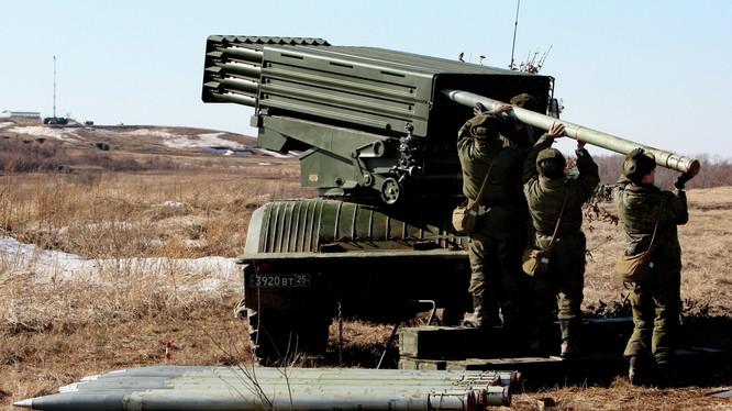 Nga tập trận nhiều không có nghĩa là Moscow muốn gây chiến?