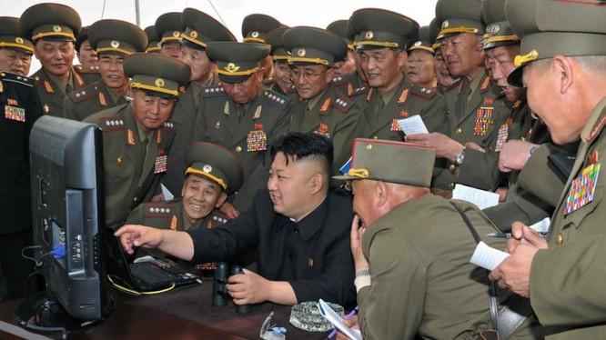 Quân đội Bắc Triều Tiên ra Sách Trắng lên án Mỹ - Hàn tập trận (ânh minh họa).
