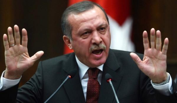 Ông Tayyip Erdogan.