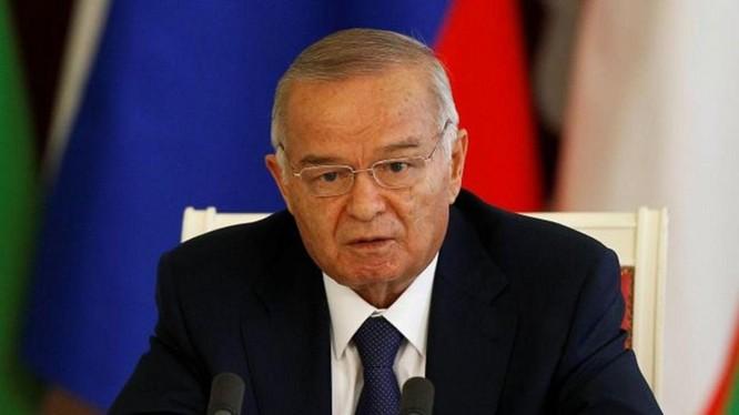 Ông Islam Karimov.