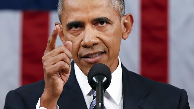 Obama kêu gọi Trung Quốc hành xử có trách nhiệm.