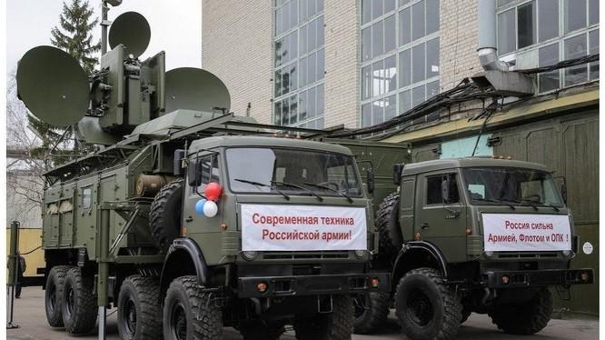 Hệ thống tác chiến điện tử Nga chặn được mối đe dọa từ không gian?