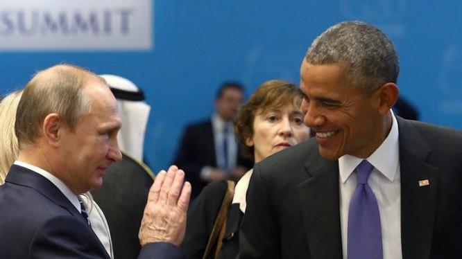 Ông Obama yêu cầu Nga nhượng bộ về Syria.