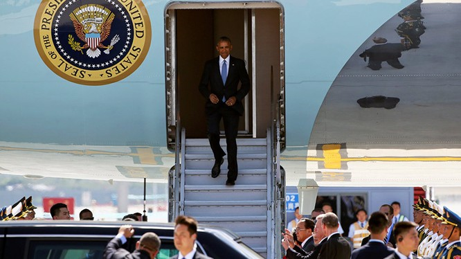 Trung Quốc không trải thảm đỏ đón Tổng thống Obama đến Thượng đỉnh G20.
