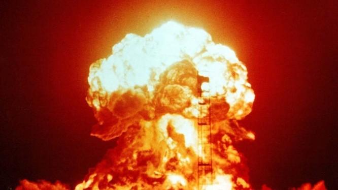 Tập đoàn RAND đang vận động tấn công hạt nhân phủ đầu Trung Quốc.