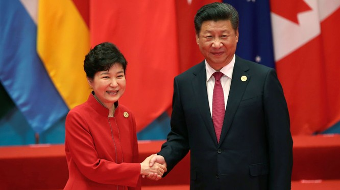 Tập Cận Bình: Trung Quốc phản đối việc triển khai THAAD của Mỹ ở Hàn Quốc
