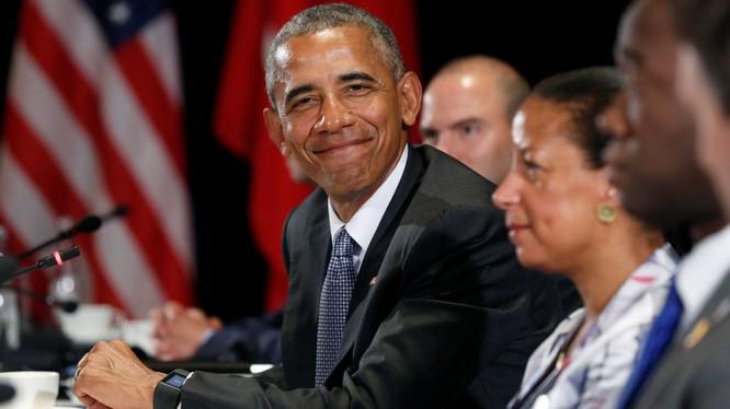 Obama nêu điều kiện dỡ bỏ trừng phạt chống Nga