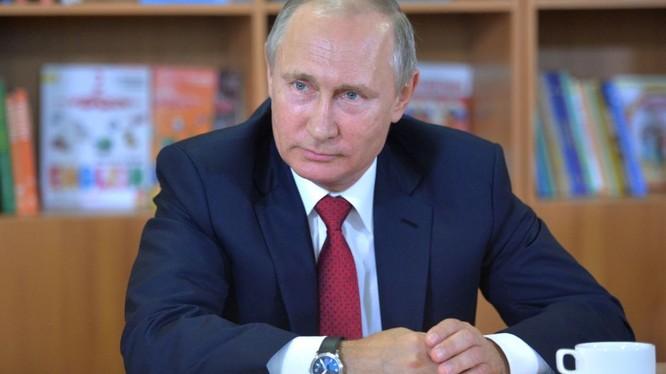 """Putin: Quan hệ với Trung Quốc đã lên """"mức độ và chất lượng cao chưa từng có"""""""