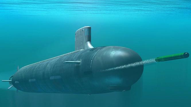 Mỹ phê chuẩn bán ngư lôi cho Đài Loan,thông điệp cảnh báo Trung Quốc?
