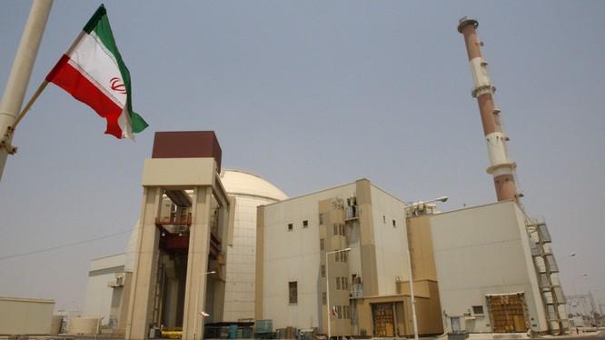 Iran bắt đầu xây dựng nhà máy điện hạt nhân thứ hai (ảnh minh họa: Nhà máy điện hạt nhân Bushehr)