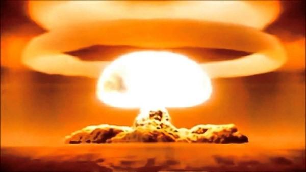 Thử nghiệm bom hạt nhân (ảnh minh họa)