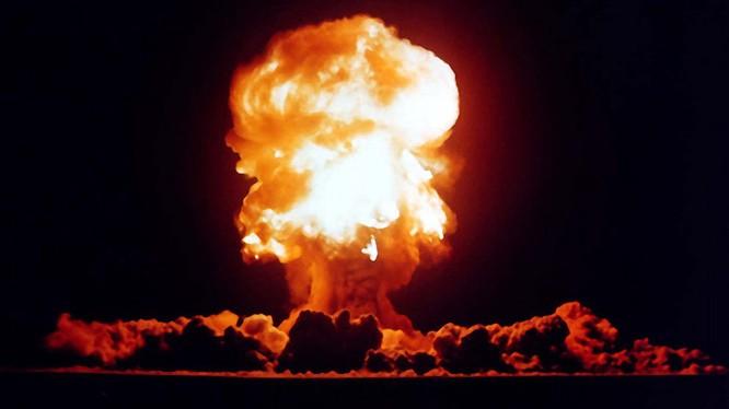 Hàn Quốc cảnh báo Bắc Triều Tiên lại chuẩn bị thử bom hạt nhân (ảnh minh họa: Sputnik).
