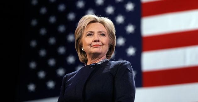 Bà Hillary Clinton cáo buộc Nga can thiệp vào cuộc bầu cử Mỹ.
