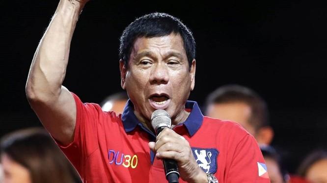 Tổng thống Duterte: Lực lượng Mỹ phải rút khỏi miền Nam Phillippines