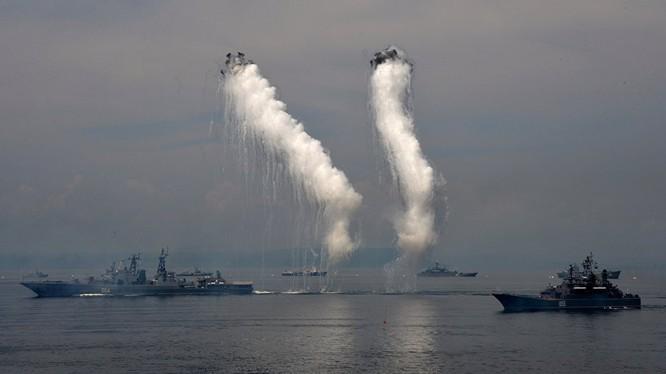 Siêu chiến hạm của Hải quân Nga sẽ vũ khí làm quáng mắt đối phương?