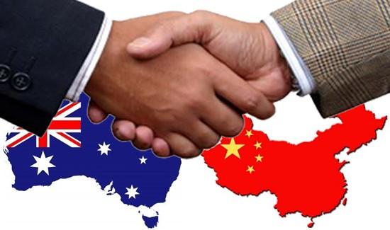 Mỹ quan ngại với các khoản cho, tặng Australia từ Trung Quốc.