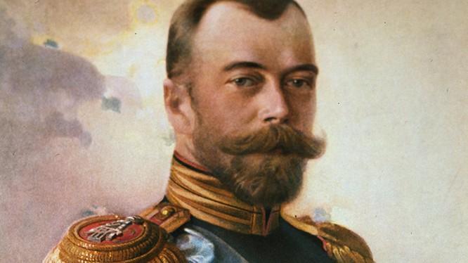 Nga hoàng Nikolai II (ảnh: Sputnik)