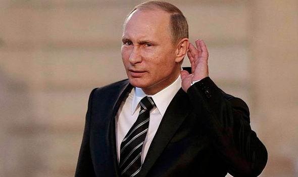 Ông Putin.