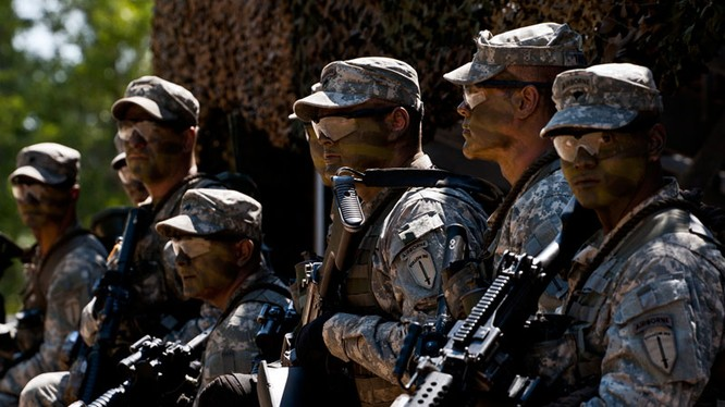 Quân đội Mỹ (ảnh minh họa)