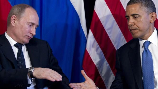 Tổng thống Nga Putin có thể tổ chức cuộc gặp chia tay với ông Obama.