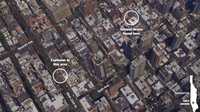 Còn nhiều dấu hỏi về các vụ nổ liên tiếp vừa xảy ra ở Mỹ.